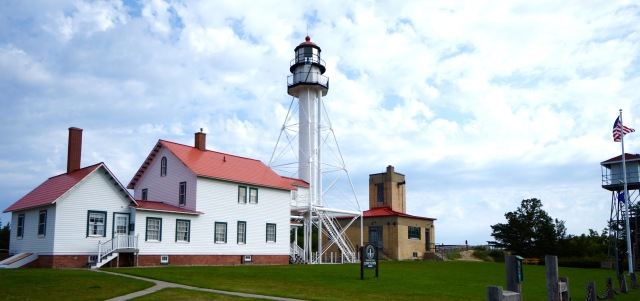At least 10 Coast Guard Buildings at Whitefish Point. In spotless condition.