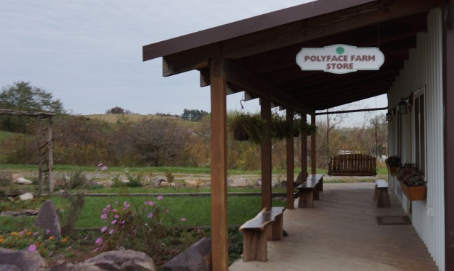 Polyface Farm is legendary  all over the world for its innovative animal husbandry and care of the land