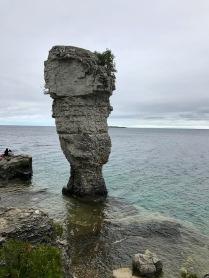 Flowerpot Island, Bruce Peninsula