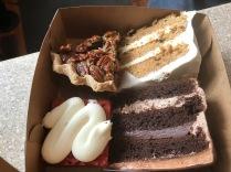 Thunder Bay dessert!