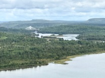 Waterway from Nipigon to Lake Superior